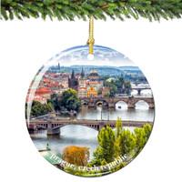 Prague Christmas Ornament
