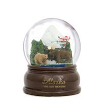 Alaska Snow Globe 65mm