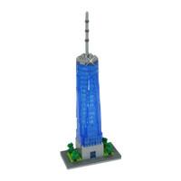 Freedom Tower Mini Building Blocks