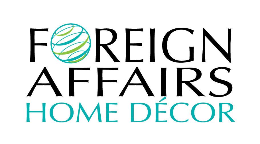 Foreign Affairs Home Decor