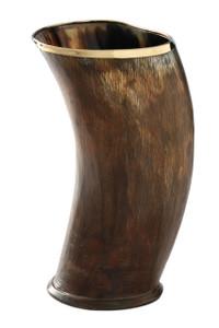 DANA Buffalo Horn Vase, Large