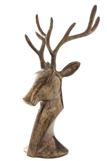 ROAR Reindeer Sculpture