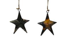 STAR Ornament - set of 2