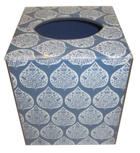 EVA BLUE TISSUE Box.