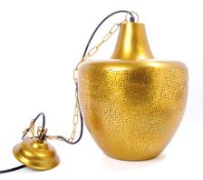 TYRE Hanging Lamp Gold