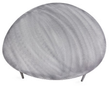 SILVERTONE Egg Table