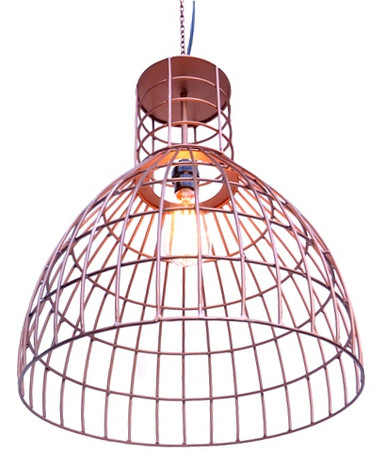 LICHT Copper Hanging Lamp