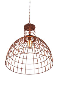 LLUM Copper Hanging Lamp