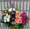 Thinking Of You  Mixed Flowers Arrangement