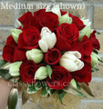 Medium size bouquet