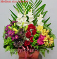 For The Best Lady Flower Arrangement