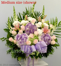 Medium size arrangement