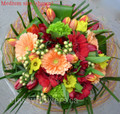 Just Because Bouquet With Bright Flowers