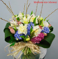Flower Symphony  Vase Arrangement