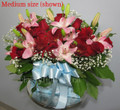 Valentine's Day Mixed Flower Arrangement In a Box