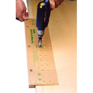 SHELF PIN DRILL JIG