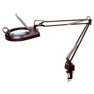 MAGNIFYING LAMP BLACK WITH LID CRAFTEX