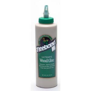 GLUE TITEBOND III ULTIMATE 16 OZ