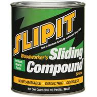 SLIPIT SIL FREE SLIDING COMPOUND GEL 1QT