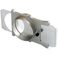 BLAST GATE METAL 5IN. SELF CLEANING