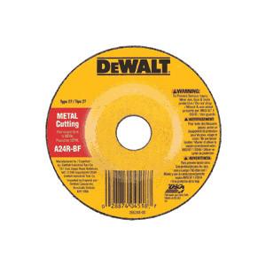 GRINDING WHEEL 4 1/2IN. X1/4IN. X7/8IN. DEWALT