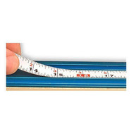 MEASURING TAPE 12FT SELF ADHESIVE L R RDNG