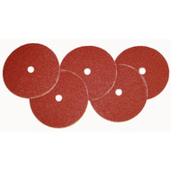 SANDING DISC 5IN. DIA S/A 320G 5/PACK