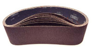 SANDING BELT 3IN. X18IN. 100 GRIT