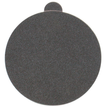 SANDING DISC 5IN. PEEL AND STICK CLOTH 100G
