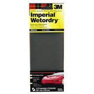 SANDPAPER AUTOMOTIVE WET/DRY 2000G 5PC