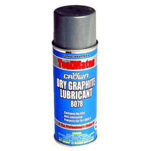 LUBRICANT DRY GRAPHITE AND PARTING COMP