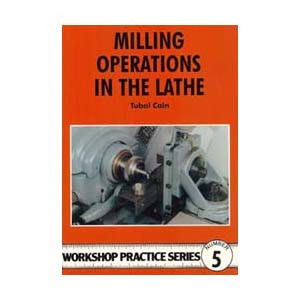 BOOK MILLING OPERATIONS IN THE LATHE