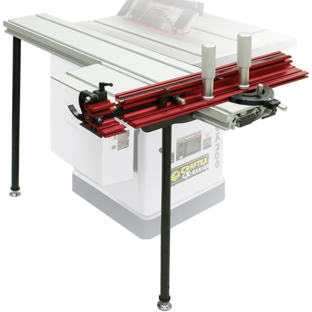 Buy Sliding Table Attachment For Cx200 At Busy Bee Tools