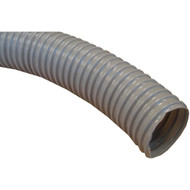 PVC GREY HOSE 6IN. 10 FOOT LENGTH
