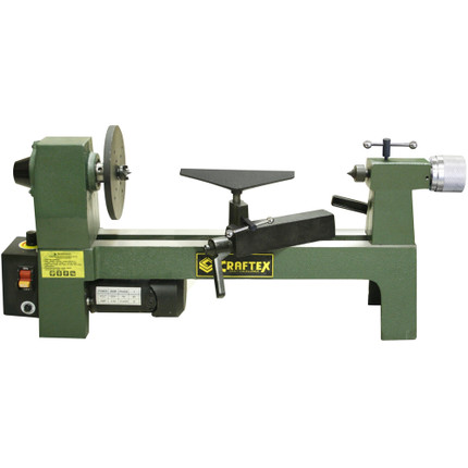 LATHE WOOD MINI VAR. SPEED CRAFTEX CSA