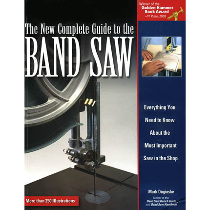 BOOK GUIDE TO BAND SAW KREG
