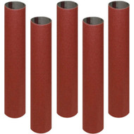 SANDING SLEEVE 5/8IN. X 5 1/2IN. X 180G 5PC PK