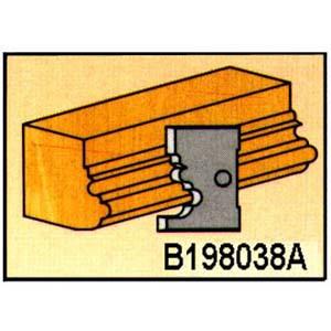 MOULDING BLADE PICTURE FRAM SET MG020104