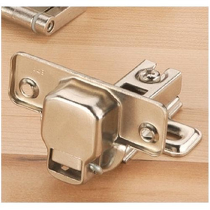 HINGES 110° 3/4 INSET PAIR EURO STYLE