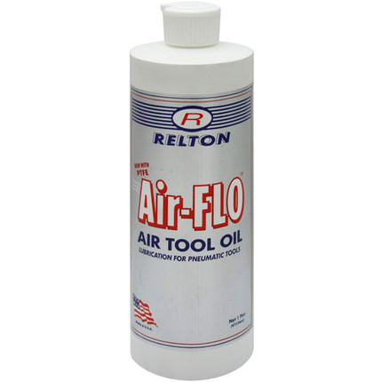 AIR TOOL OIL 16OZ RELTON