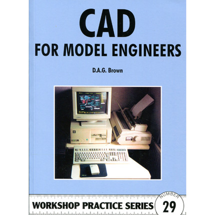 BOOK CAD FOR MODEL ENGINEERS