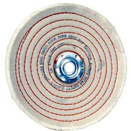 B/WHEEL SPIRAL SEWED 6IN. X1/2IN. FACE