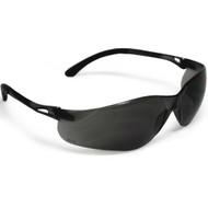 SAFETY GLASSES WRAPAROUND FIT GREY LENS