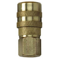 COUPLER 1/4IN. I/M NPT F CAMPBELL