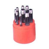 HOLLOW PUNCH SET 9PC