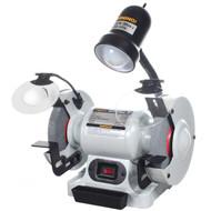 BENCH GRINDER 6IN. W/LIGHT CSA CRAFTEX CX CX905