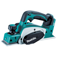 PLANER 3 1/4IN. 18V LXT TOOL ONLY MAKITA DKP180Z