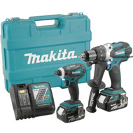MAKITA COMBI DRILL AND IMPACT DRIVER
