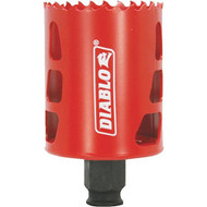HOLE SAW DIABLO 2 1/8IN. X 60MM
