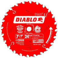 7 1/4IN. X 24T FRAMING BLADE DIABLO